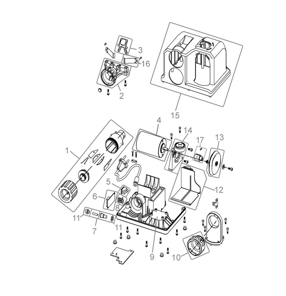 ersatzteile von g de metallbearbeitung bohrersch rfger t. Black Bedroom Furniture Sets. Home Design Ideas