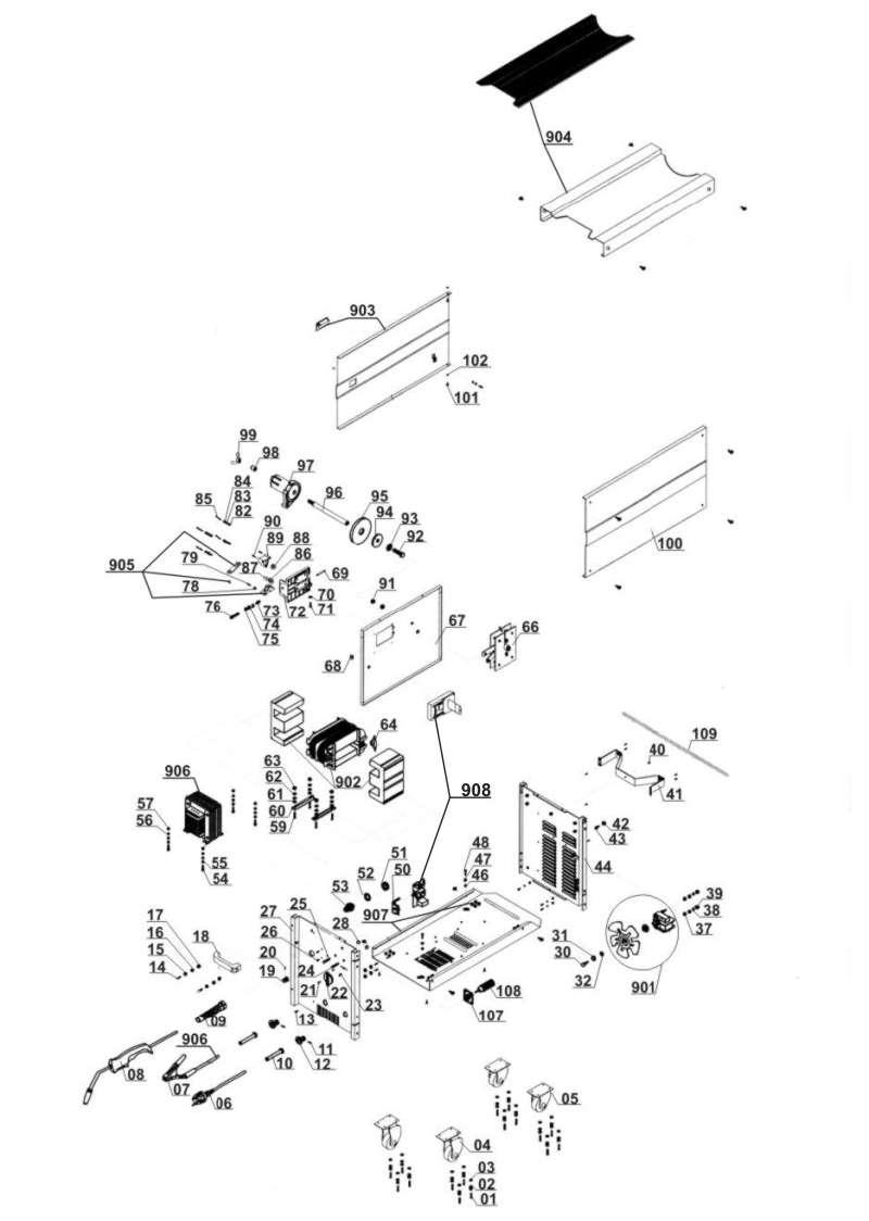 ersatzteile von einhell blue aus der zeichnung schutzgas. Black Bedroom Furniture Sets. Home Design Ideas