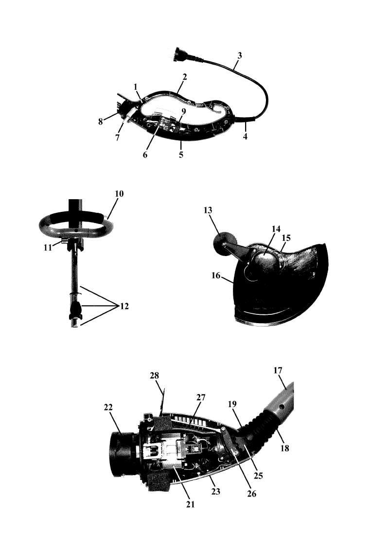 ersatzteil kondensator f r elektro rasentrimmer einhell royal ert 550 v hornbach zeichnungsnr. Black Bedroom Furniture Sets. Home Design Ideas