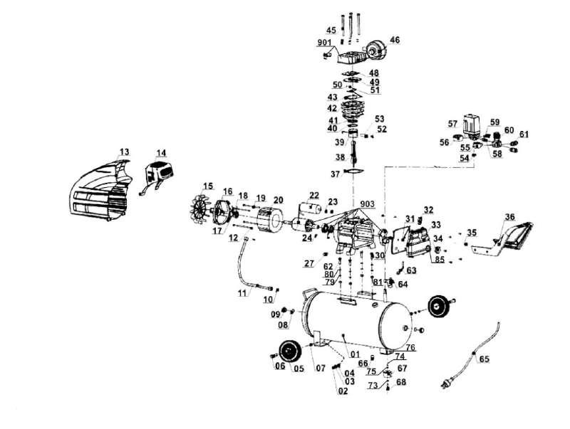 ersatzteil druckschalter f r kompressor top craft d k 210 8 24 aus dieser zeichnung 32 73. Black Bedroom Furniture Sets. Home Design Ideas