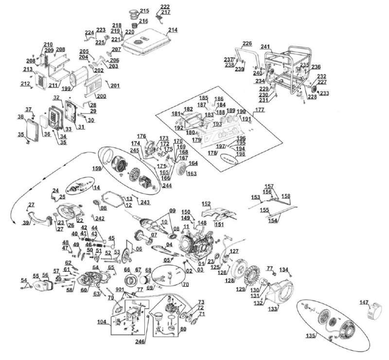 ersatzteile der kategorie ersatzteile zeichnungen herkules. Black Bedroom Furniture Sets. Home Design Ideas