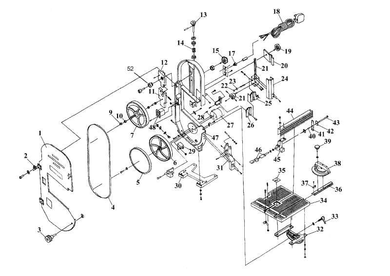ersatzteil riemenscheibe unten f r bands ge einhell bm 190. Black Bedroom Furniture Sets. Home Design Ideas