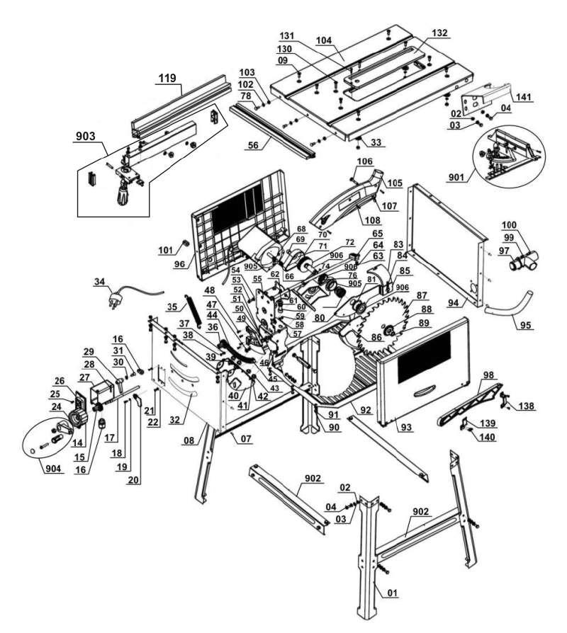 ersatzteil riemen f r tischkreiss ge einhell tks 1500 eco. Black Bedroom Furniture Sets. Home Design Ideas