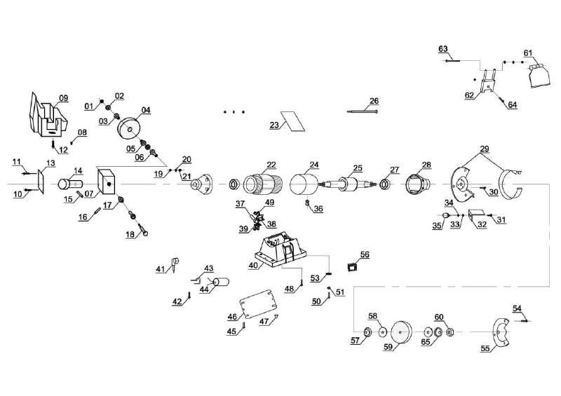 Einhell TC-WD 150//200 Nass-Trockenschleifer