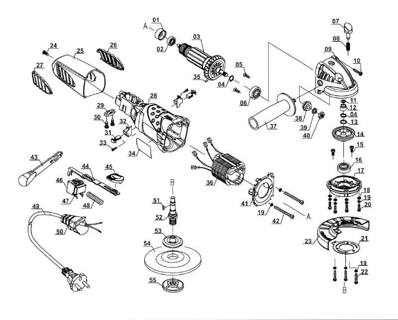 ersatzteil kugellager f r winkelschleifer lux tools ws 115. Black Bedroom Furniture Sets. Home Design Ideas