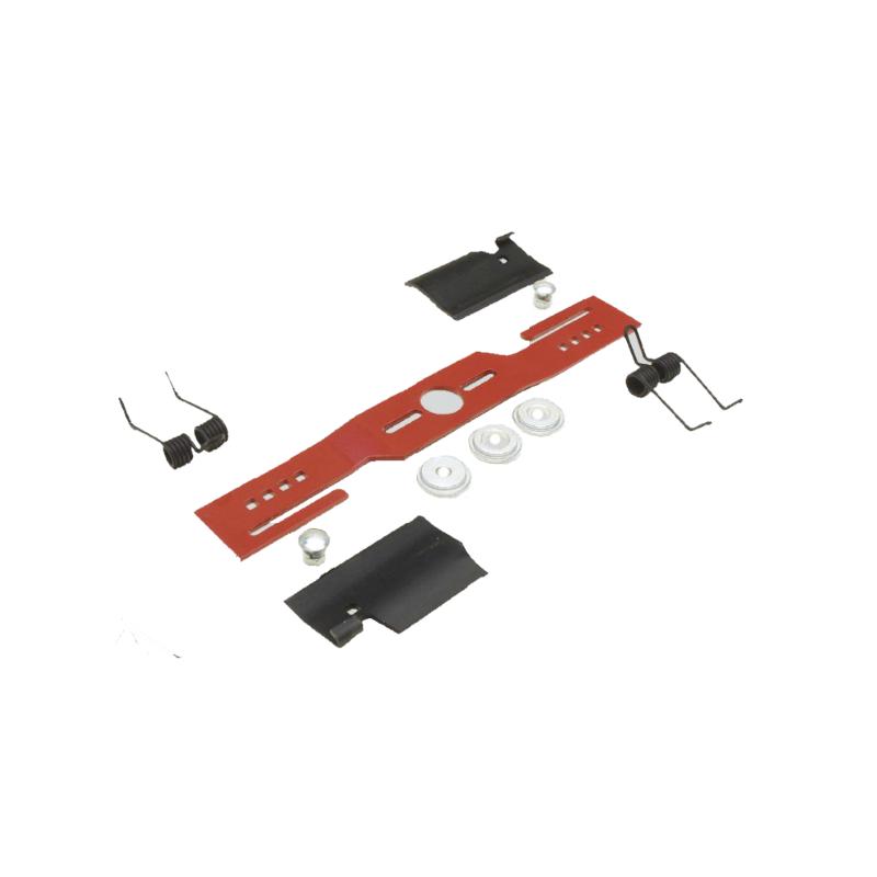 vertikutiermesser 41 cm mit doppelfeder und. Black Bedroom Furniture Sets. Home Design Ideas