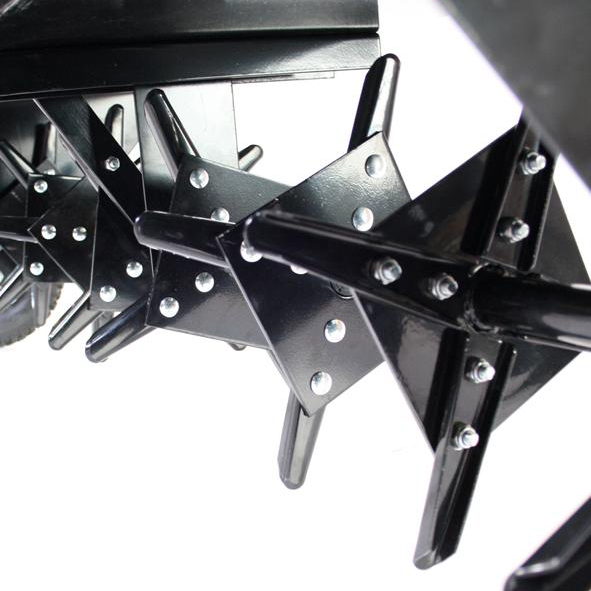 rasentraktor vertikutierer finden sie hier in der kategorie rasentraktor 295 00. Black Bedroom Furniture Sets. Home Design Ideas